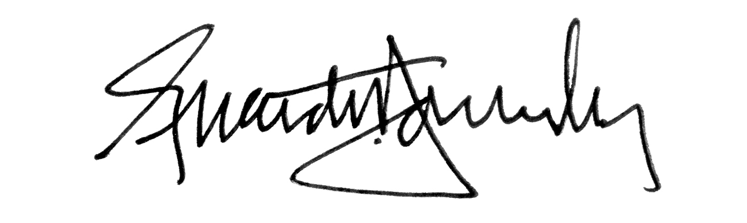 Gerard T. Donnelly Signature